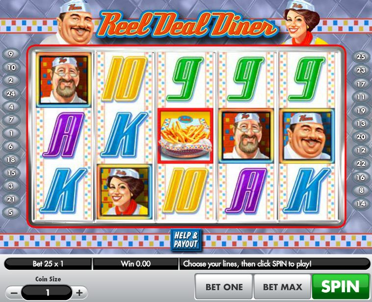 Reel Deal Slot