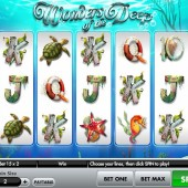 Wonders of the Deep Slot