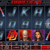Daredevil Slot