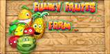 Cover art for Funky Fruits Farm slot