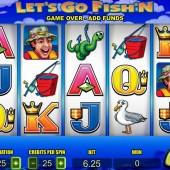 LetS Go Fishing Slots