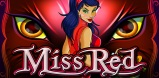 Cover art for Miss Red slot