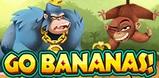 Cover art for Go Bananas! slot