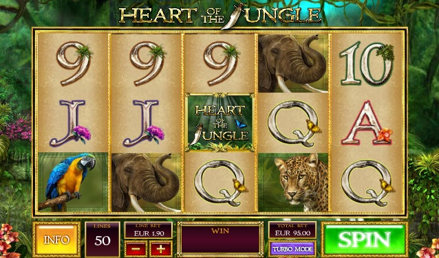 Jungle Trouble Slot - Play this Game by Ash Gaming Online
