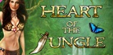 Cover art for Heart of the Jungle slot