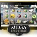 Mega Fortune touch slot