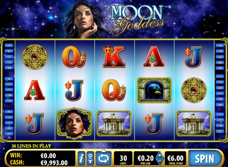 Moon Drifter Slot - Read the Review and Play for Free
