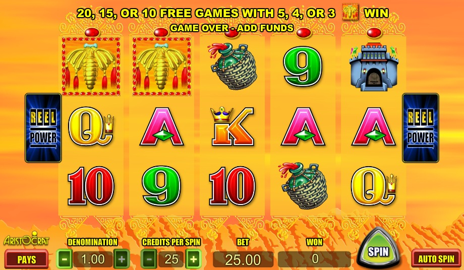 Silk Road Slot Machine Online ᐈ Aristocrat™ Casino Slots