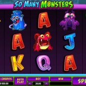 So Many Monsters Slot