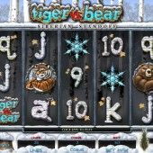 Tiger vs Bear - Siberian Standoff Slot