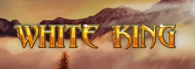 White King slot logo