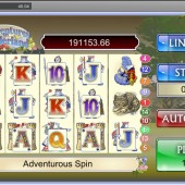 Adventures in Wonderland Mobile Slot