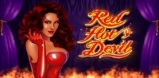 Cover art for Red Hot Devil slot