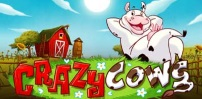 Cover art for Crazy Cows slot