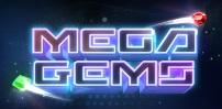 Cover art for Mega Gems slot