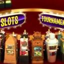 social casino floor