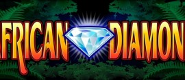 African Diamond slot