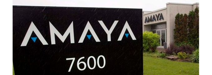 Amaya Gaming office