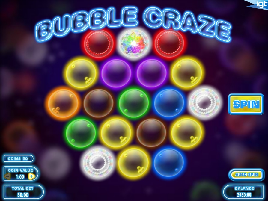 Bubble Bubble Slot Machine - Play this Video Slot Online