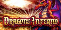 Cover art for Dragon's Inferno slot