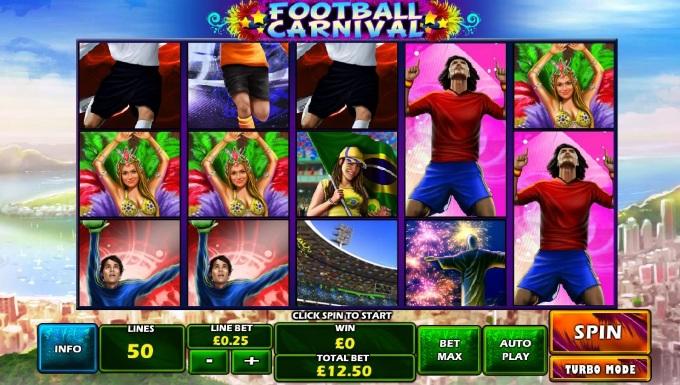 Football Carnival slot
