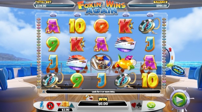 Foxin' Wins Again slot