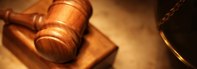judge's hammer