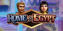 Cover art for Rome and Egypt slot