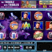 Star Trek - Explore New Worlds Slot