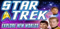 Cover art for Star Trek – Explore New Worlds slot