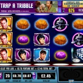 Star Trek - The Trouble with Tribbles Slot
