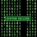 system failure message