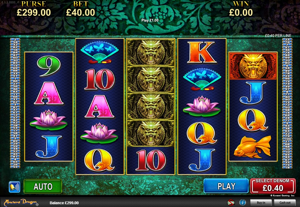 Dragons Vault Slots - Try your Luck on this Casino Game