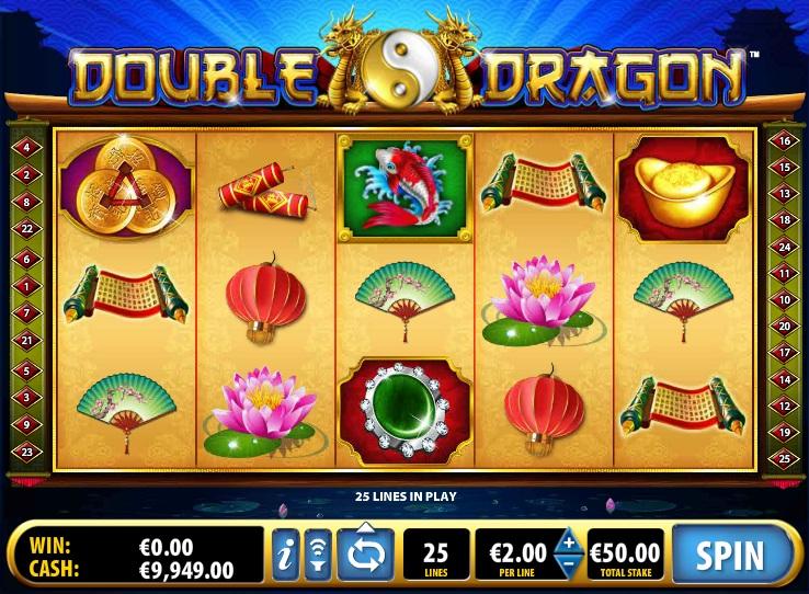 Double Dragon Slots