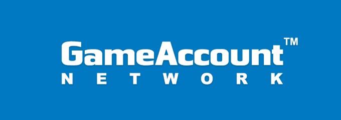 GameAccount logo
