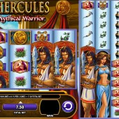Hercules - Mythical Warrior slot