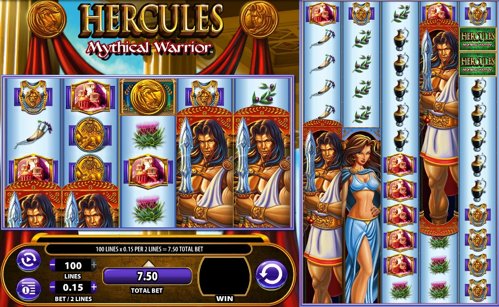 Spiele Greek Mythology - Video Slots Online