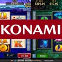 Konami Gaming new releases