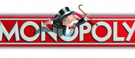 Popular property board game logo