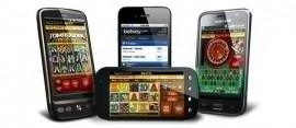 mobile phone gambling
