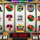 Neon City Casino Slot