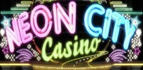 Neon City Casino Logo