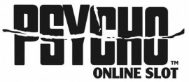 Psycho slot logo