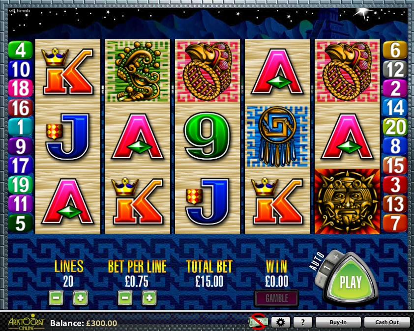 Sun & Moon Slot Machine Online - Play Free Aristocrat Slots