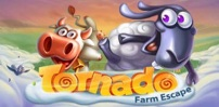 Tornado Farm Escape Logo