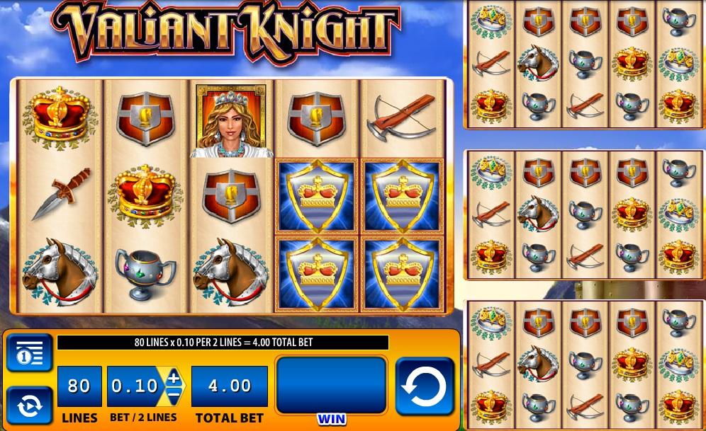 Play medival themed Black Knight II slot at Casumo