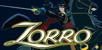 Cover art for Zorro slot