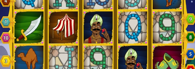 Arabian Knights slot