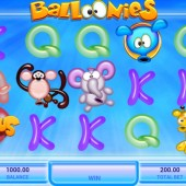 Balloonies mobile slot