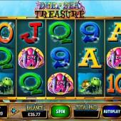 Slots machines deep sea treasure